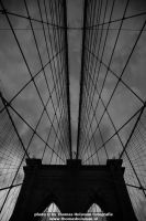 Brooklyn Bridge by Thomas-Mifune