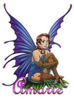 Tattoo - Fairy Amarie by suldae