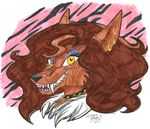 Clawdeen Wolf by Stray-Sketches