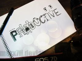 Productive by merx7ii