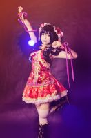 Love Live! China Costume - Niko Yazawa by meipikachu
