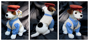 Wishbone Fantasy Costume - Oliver Twist by The-Toy-Chest