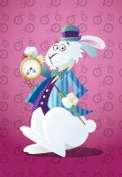 White Rabbit by Coolgraphic