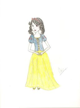 Snow White Preview by PersonalPoltergeist