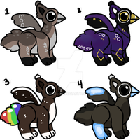 [CLOSED] Closed Species Adopts by dAtsheepd0e