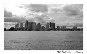 Boston Black and White by jwstarbuck09