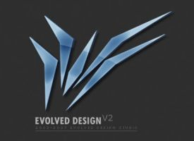Evolved Concept Design - Logo by Forza27