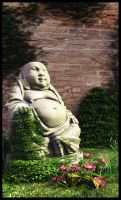 Buddha by afterdeath