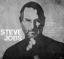 Steve Jobs, you will be missed by mhoangthu