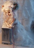 ..The White Lady.. by ball-jointed-Alice