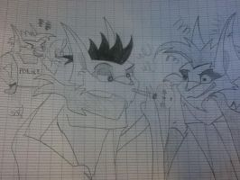 Bats Weed Smokers ... Yea ... by GAB-Bloodwing