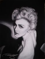 Madonna by phareck