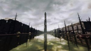 The Monument  by Creathor4005