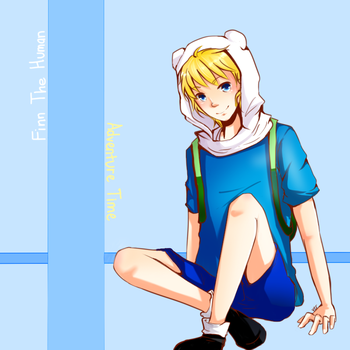 Finn The Human by ver-ichihara