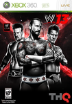 WWE 13 Cover by SoulRiderGFX