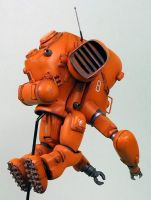 Space Suit by Julianored