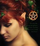 I'm an elven witch by Fae-Melie-Melusine