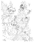 Disney Fairies Christmas by KneonT
