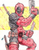 Deadpool Final Color by Nortedesigns