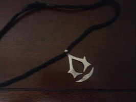 Assassins Creed necklace by indy7738