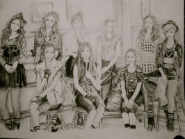snsd all my love is for you (fin) by marsvern