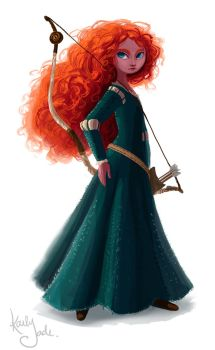 Merida by karlyjade