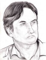 Richard Dawkins by LuckyBrown14