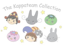 The Kappateam Collection by Azenor