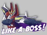 Boss! by Dr-Moire