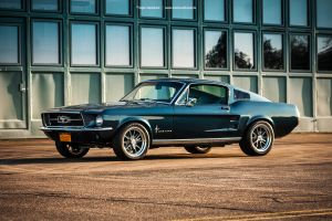 Classic Fastback by AmericanMuscle