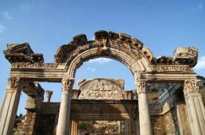 Structure at Ephesus by Stop--Making--Sense