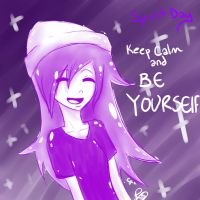 Be Yourself by EpiKfurry