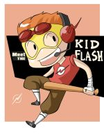 YJ-TF2 Meet the Kid Flash by Pandablubb