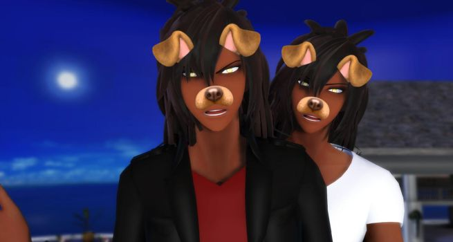 [MMD] Wolfs for Dogs by AimeeSa