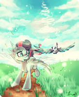 Fly With Me by Fayven