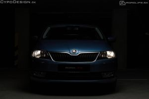 Skoda Rapid by CypoDesign