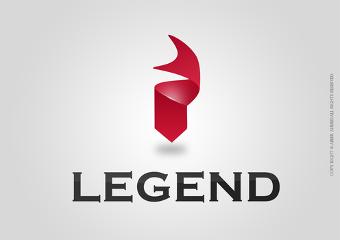 Red Logo by engabeer