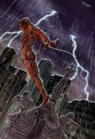 Daredevil two by Aquagraphics