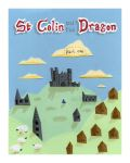 St Colin and the Dragon pt1 by philippajudith