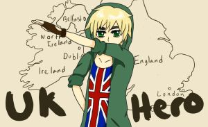 UK Hero (England) by DisruptiveDiva