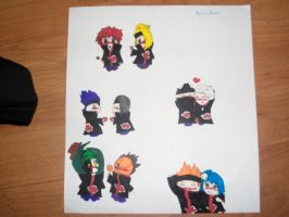Akatsuki Making up by AkatsukiMemberWoolfy