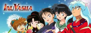 Inuyasha Cover Photo for Facebook by Howie62