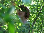 Green of the nature by Fairra