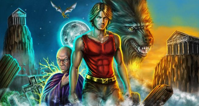 Altered Beast by raffa3le