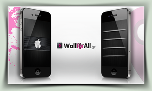 black_apple by WallforAll