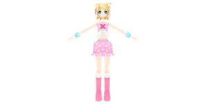 [MMD] Project Diva Extend -  Ami Mami Style Give by xxSnowCherryxx