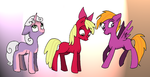 Cutie Mark Crusaders-color switch by Fensy