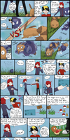 Kings and Pawns: A HGSS Nuzlocke - Page 28 by Parasols