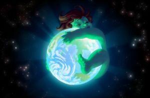 Mother Earth - Redraw by Zachula
