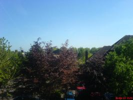 View from flat by The-Justified-Poet